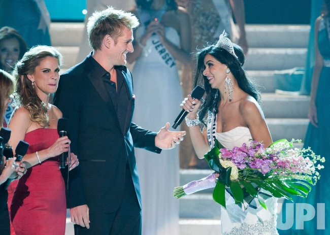 Rima Fakih crowned Miss USA 2010 in Las Vegas