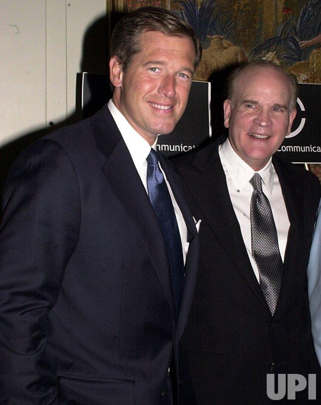 Bob Wright, NBC Chairman & CEO honored