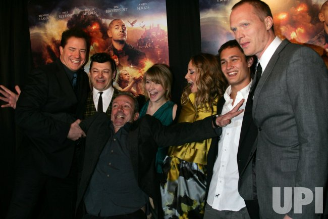 """""""Inkheart"""" Premiere in New York"""