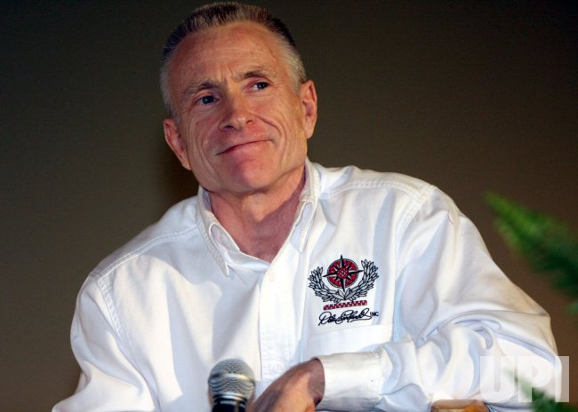 Mark Martin on NASCAR media tour