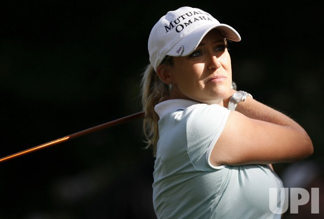 Final Round of the LPGA U.S. Women's Open in Pennsylvania