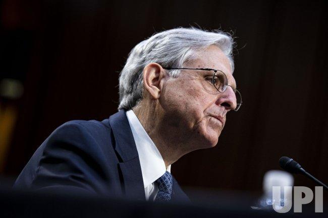 Senate Judiciary Confirmaiton hearing on Attorney General Nominee Merrick Garland in Washington