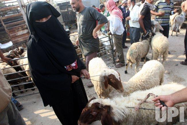Palestinians Celebrate Eid al-Adha in Gaza.