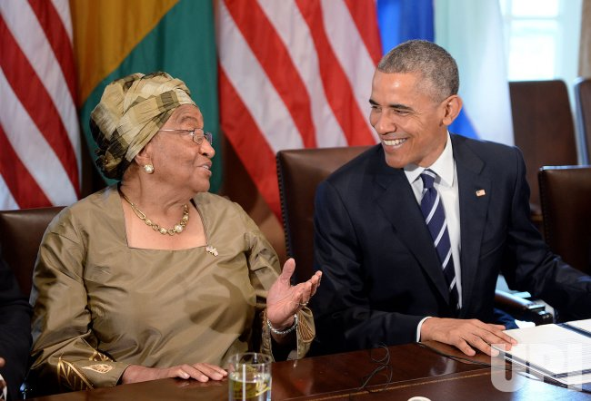 President Obama meets with his West African counterparts to discuss Ebola