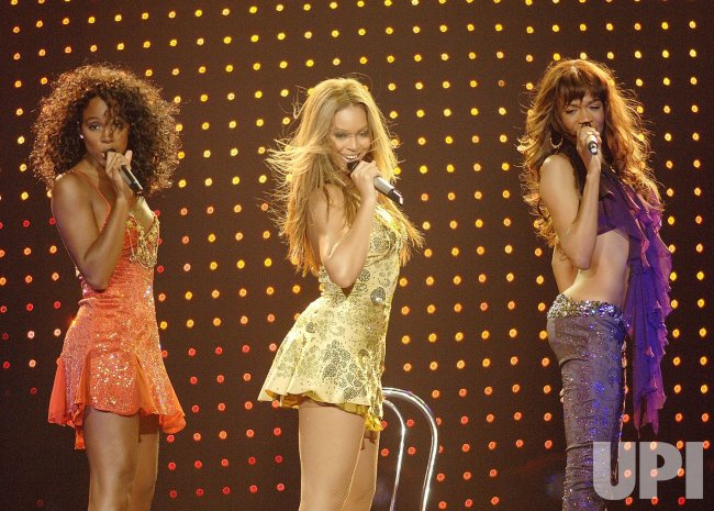 DESTINY'S CHILD'S LAST CONCERT BEFORE GOING SEPARATE WAYS