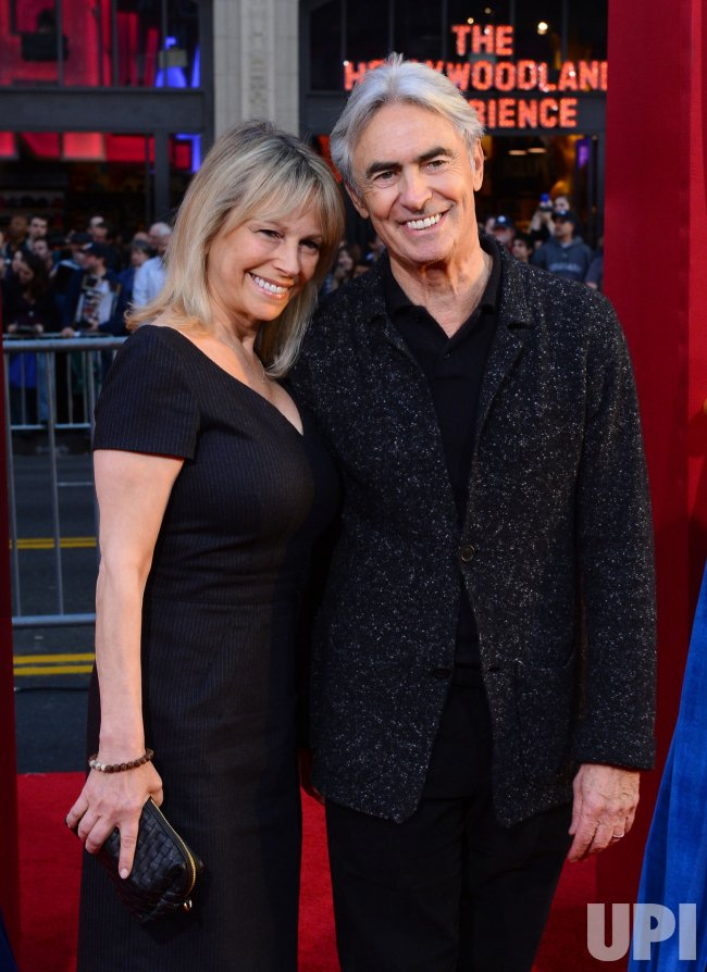 "David Steinberg and Robyn Todd attend ""The Incredible Burt Wonderstone"" premiere in Los Angeles"