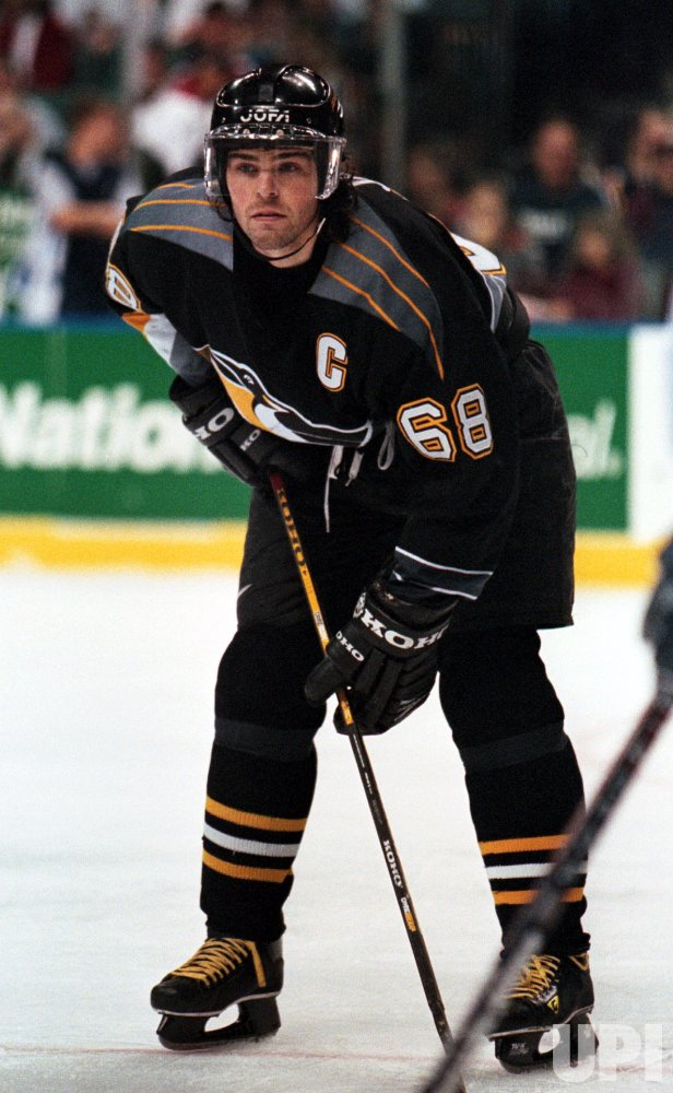 Pittsburgh Penguins Jaromir Jagr