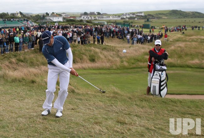 138th British Open Championship in England