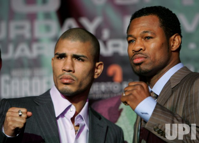 Shane Mosley and Miguel Cotto announce upcoming fight in New York