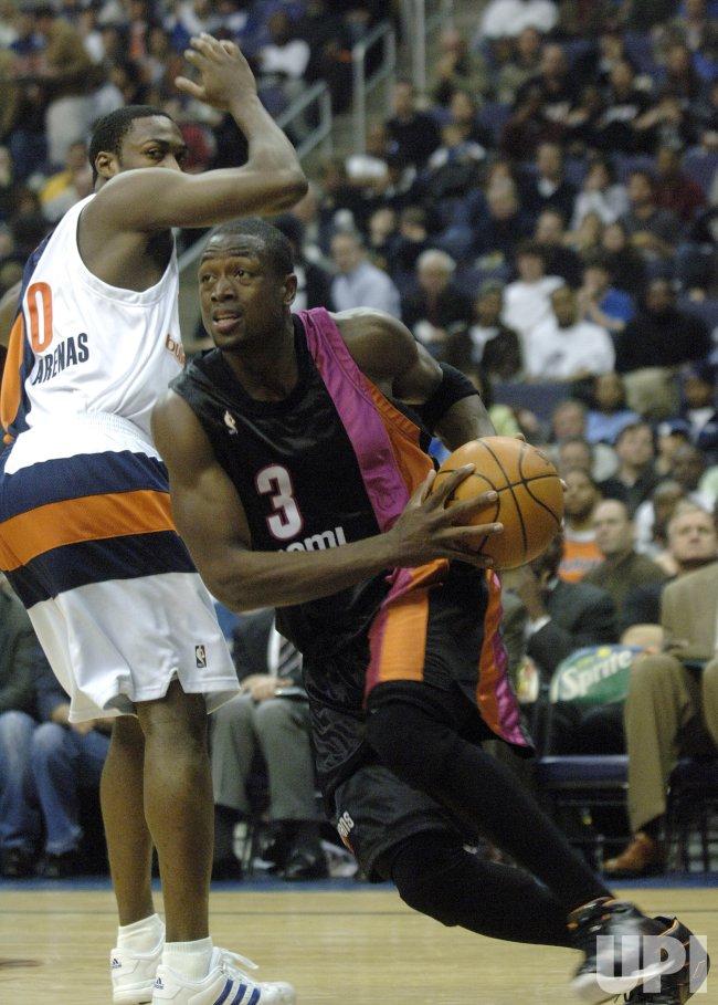 NBA MIAMI HEAT VS WASHINGTON WIZARDS
