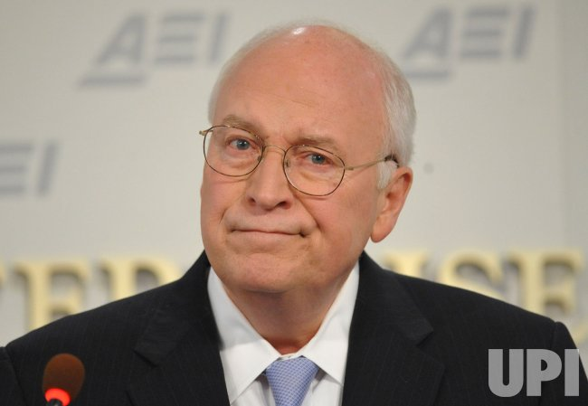 Former Vice President Cheney speaks on National Security Policy in Washington