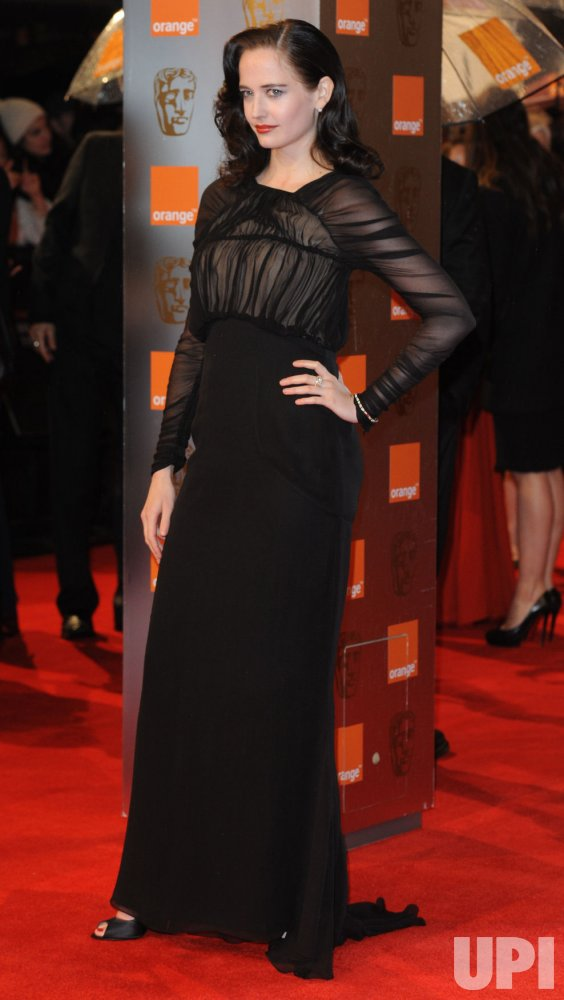 "Eva Green attends the ""BAFTA"" ceremony in London"