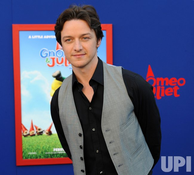 James Mcavoy Gnomeo And Juliet James McAvoy at...