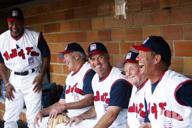 NATIONAL BASEBALL HALL OF FAME INDUCTION WEEKEND