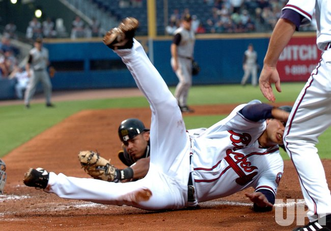 ATLANTA BRAVES VS PITTSBURGH PIRATES