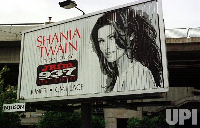 Shania Twain Vancouver Concert