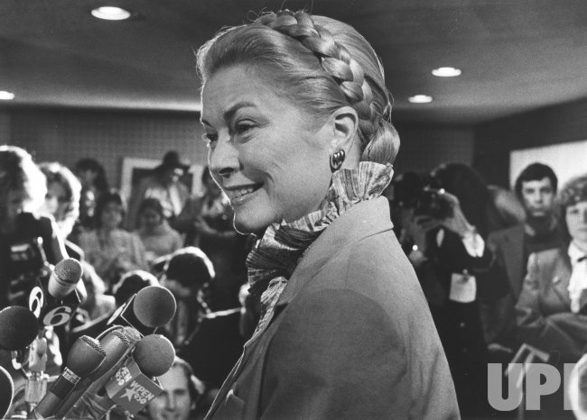 Princess Grace is honored at a gala in Philadelphia