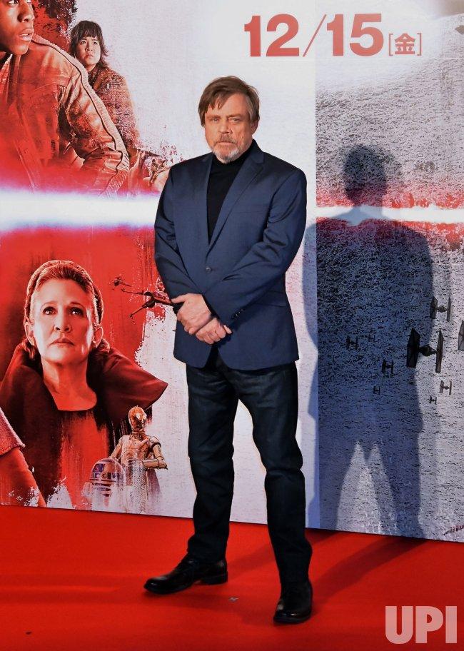 """""""Star Wars:The Last Jedi"""" Event in Tokyo"""
