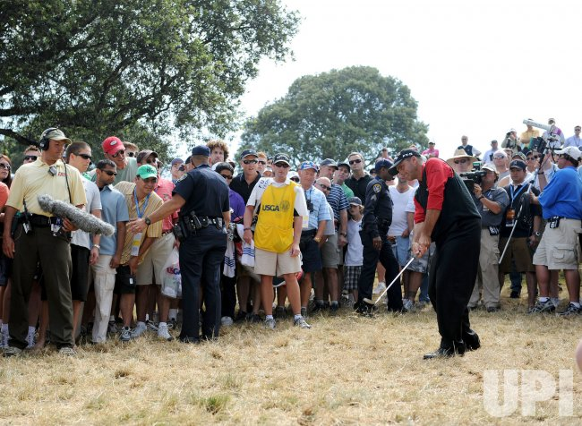 Tiger Woods win the 108th U.S. Open at Torrey Pines Golf Course in San Diego