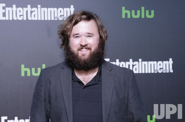 Haley Joel Osment at Hulu's New York Comic Con After Party