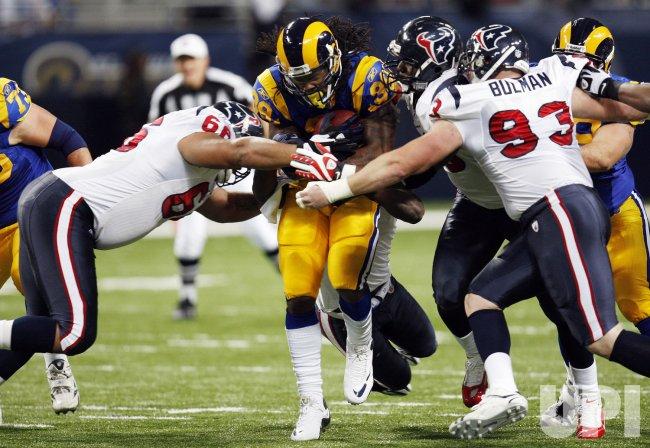 St. Louis Rams Steven Jackson
