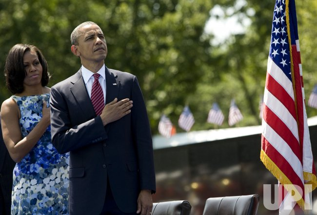 President Obama honors Vietnam Vets in Washington