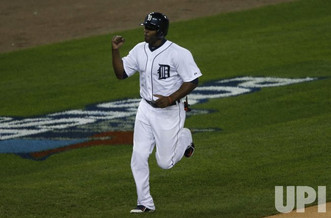 ALCS Game 4 Boston Red Sox at Detroit Tigers