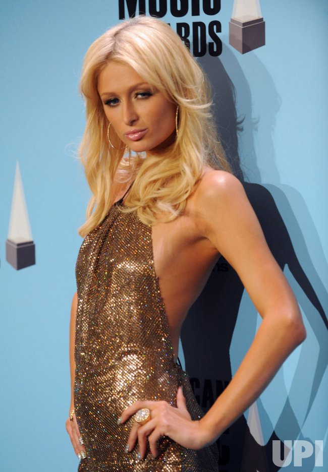 2008 American Music Awards in Los Angeles