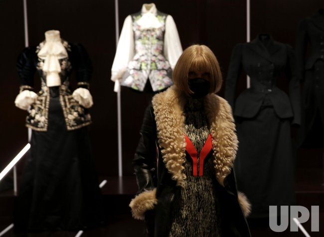 Press Preview for About Time: Fashion and Duration at Met Museum