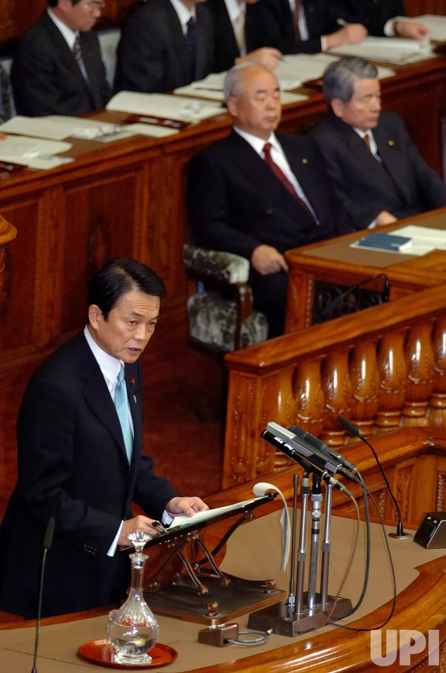 ABE REPEATS 'BEAUTIFUL NATION' AS HIS GOAL
