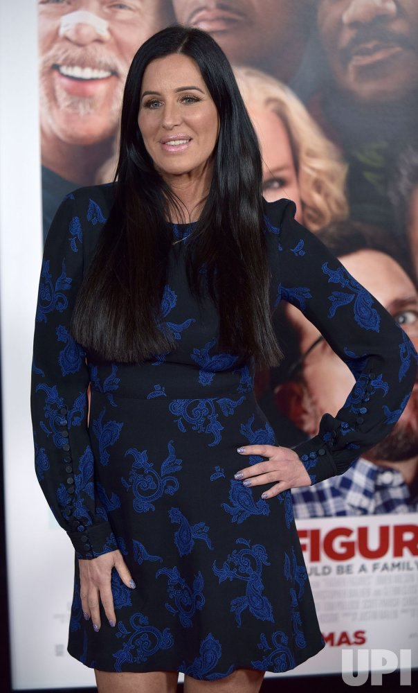 Patti Stanger attends 'Father Figures' premiere in Los Angeles