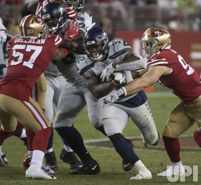 Seattle Seahawks defeat 49ers 27-24 in overtime