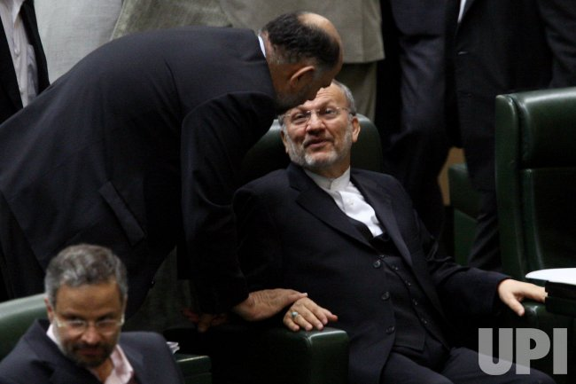 The Second day of Iranian parliament hearing on the new cabinetÕs proposed ministers