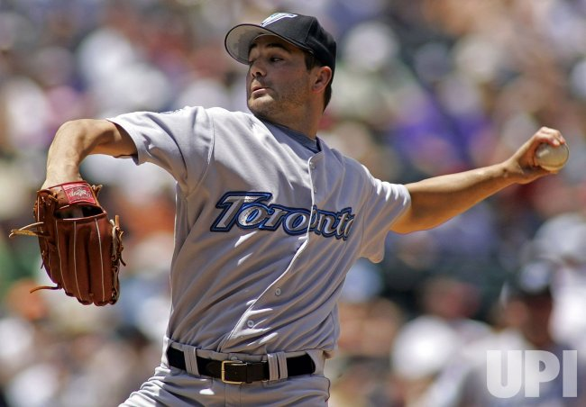MLB TORONTO BLUE JAYS VS COLORADO ROCKIES