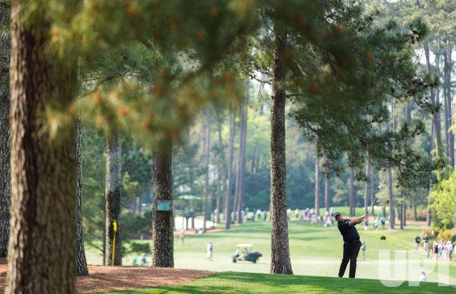 Practice Round for the 2021 Masters Tournament in Augusta, Georiga