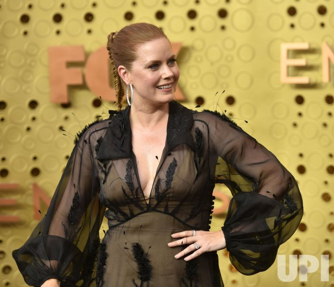 Amy Adams attends Primetime Emmy Awards in Los Angeles ...