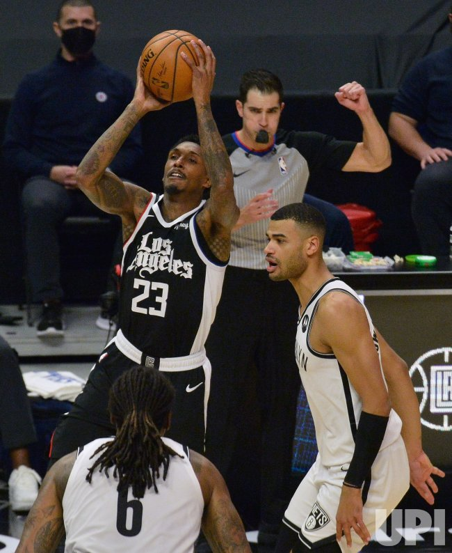 Clippers and Nets' Superstar Battle Comes Down to Defense, and Close Call, at The End