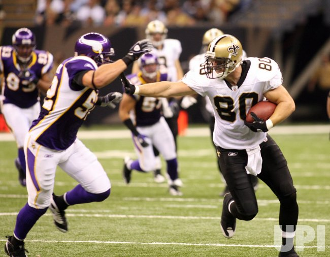 NFL Football New Orleans Saints vs Minnesota Vikings