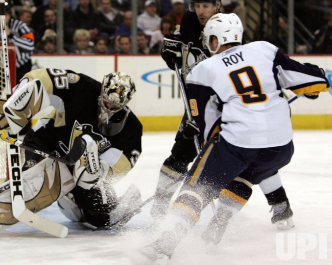 Pittsburgh Penguins vs Buffalo Sabres