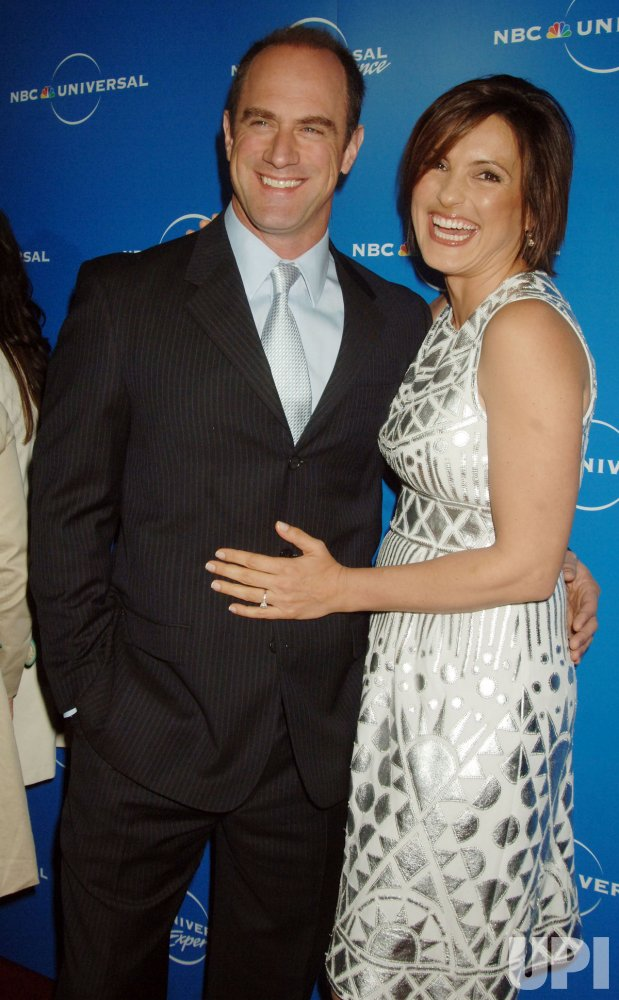 2008 NBC tv promotional upfronts held in New York