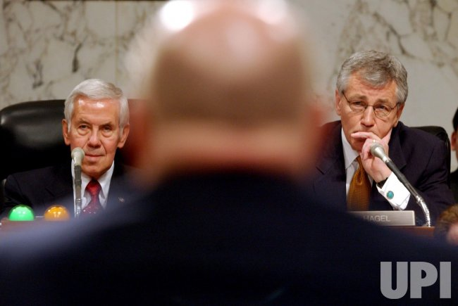 Armitage testifies on N. Korean threat