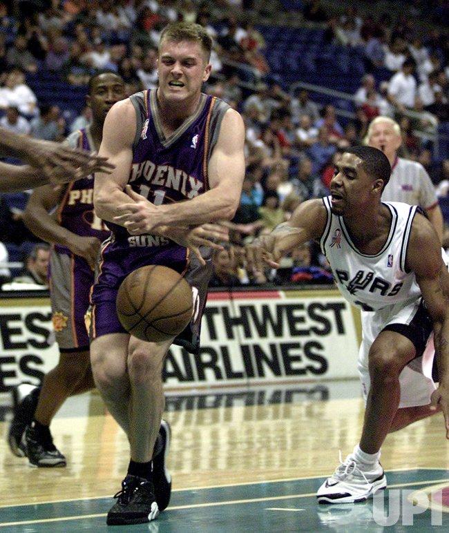 Phoenix Suns vs. San Antonio Spurs NBA Basketball
