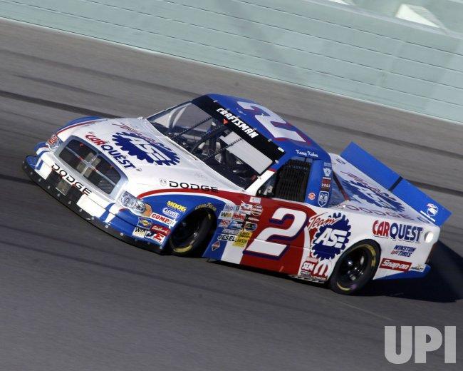 KASEY KAHNE WINS NASCAR FORD 200