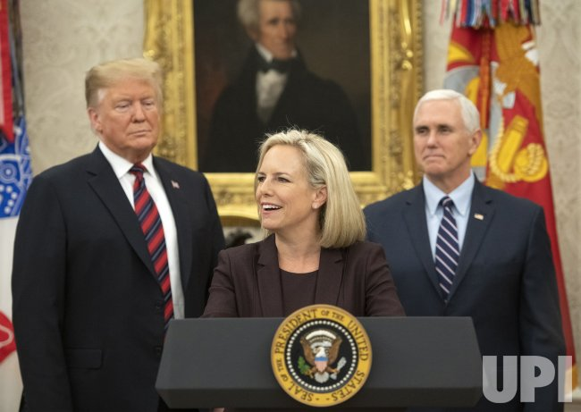 Trump Hosts a Naturalization Ceremony