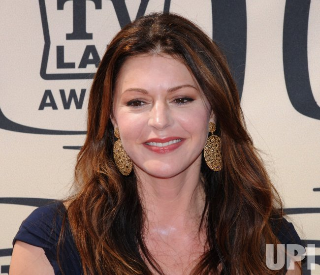 Jane Leeves attends the 8th annual TV Land Awards in Culver City, California