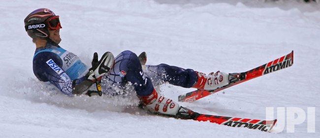 USA MEN'S ALPINE WORLD CUP SKIING GIANT SLALOM