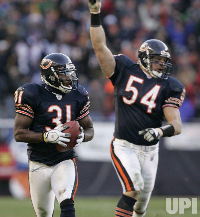 NFL GREEN BAY PACKERS VS CHICAGO BEARS