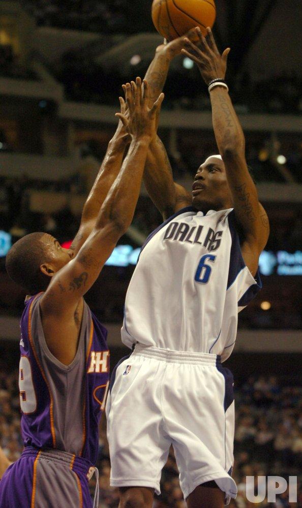NBA-DALLAS MAVERICKS-PHOENIX SUNS