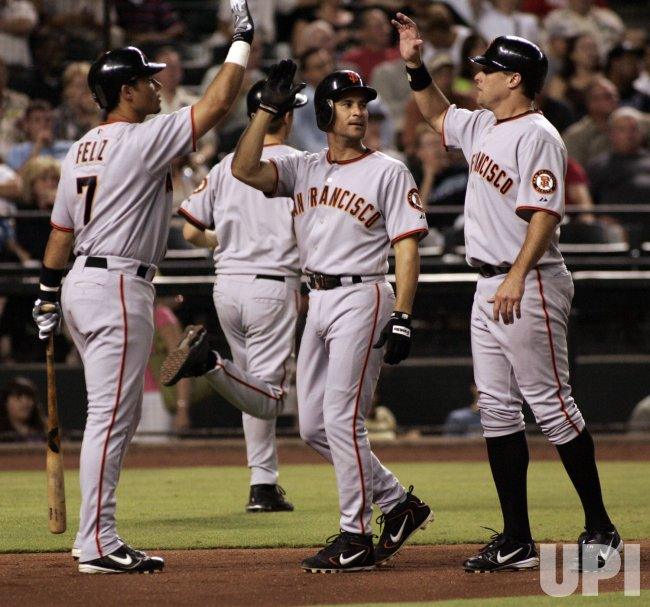 GIANTS VS DIAMONDBACKS