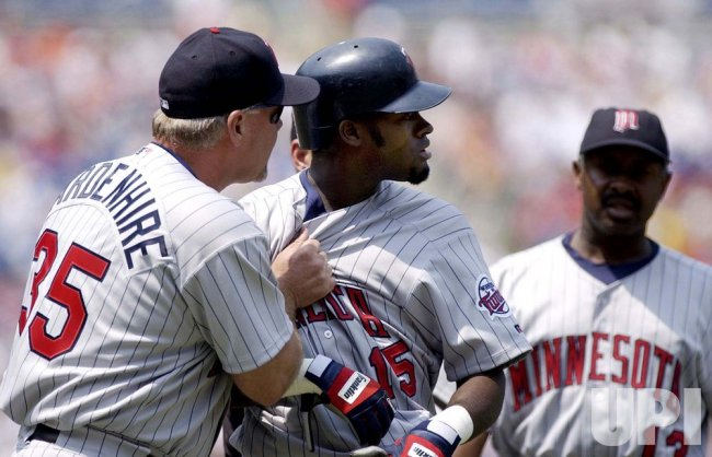 Minnesota Twins at Philadelphia Phillies MLB Baseball
